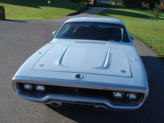James Darby's 1972 Plymouth Satellite