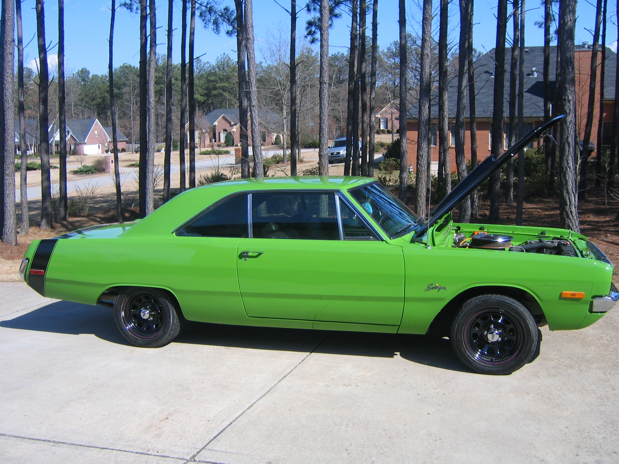 Rob Simmons Dodge Dart