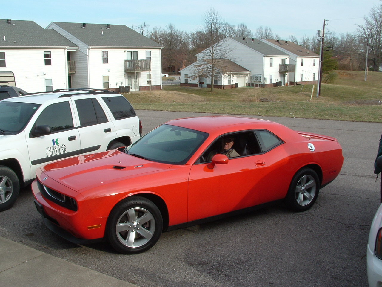Mark Bowers 2009 Challenger
